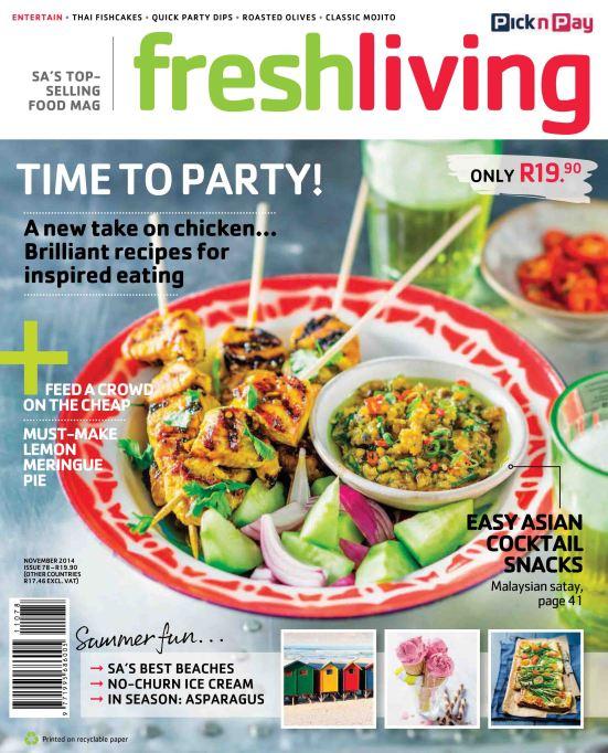 Fresh Living - November 2014