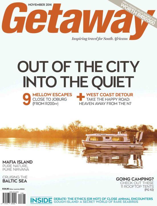 Getaway - November 2014