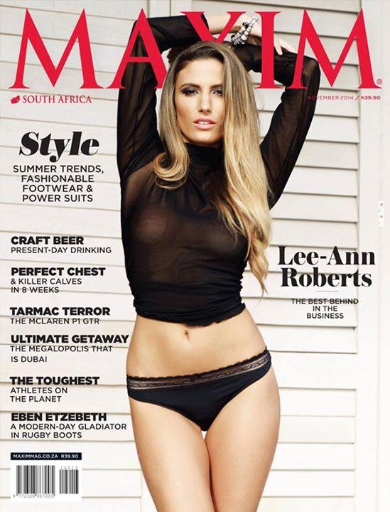 Maxim 11 November 2 2014