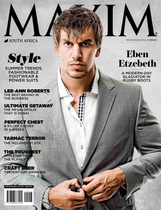 Maxim South Africa_November 2014