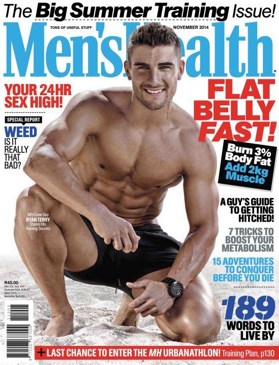 Men's Health_November_2014