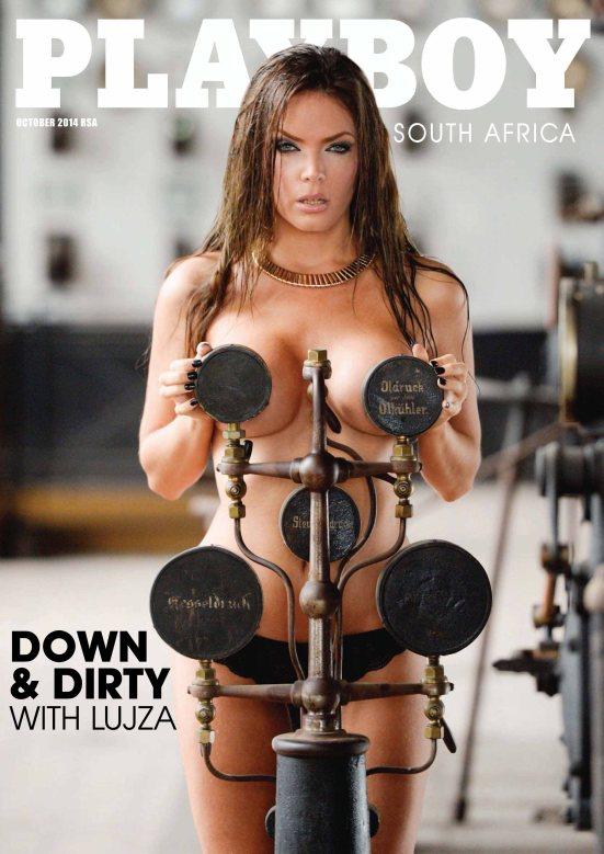 Playboy - October 2014