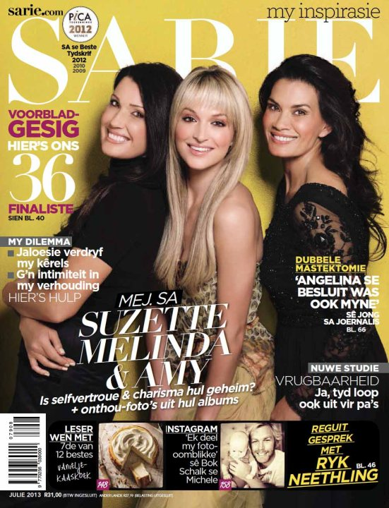 Sarie 7 July 2013
