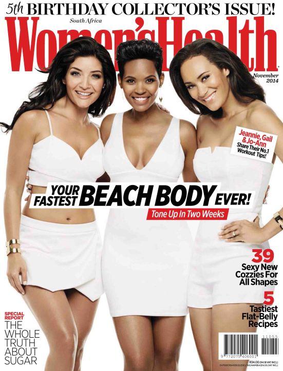 Womens Health November 2014