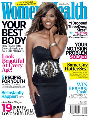Women's Health 8 June 2011