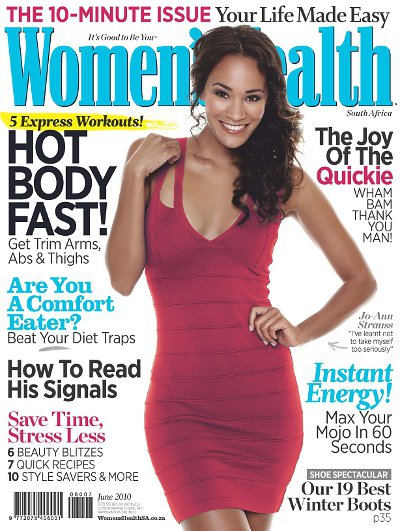 Womens Health June 2010