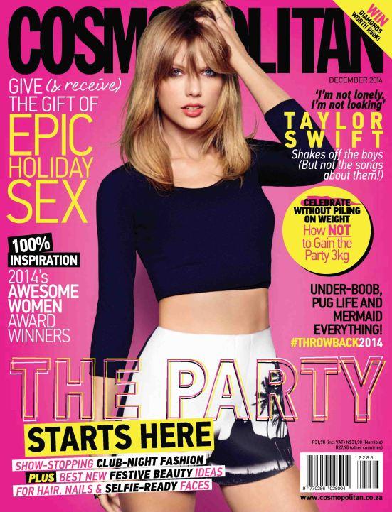 Cosmopolitan - December 2014