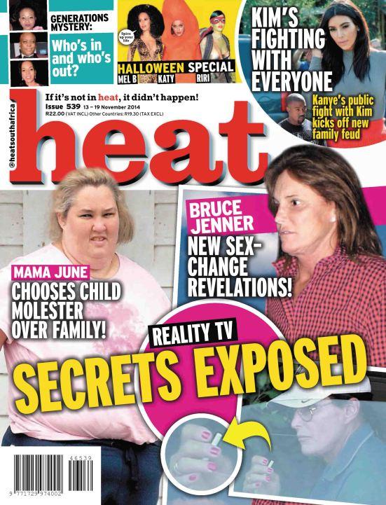 Heat - 13 November 2014
