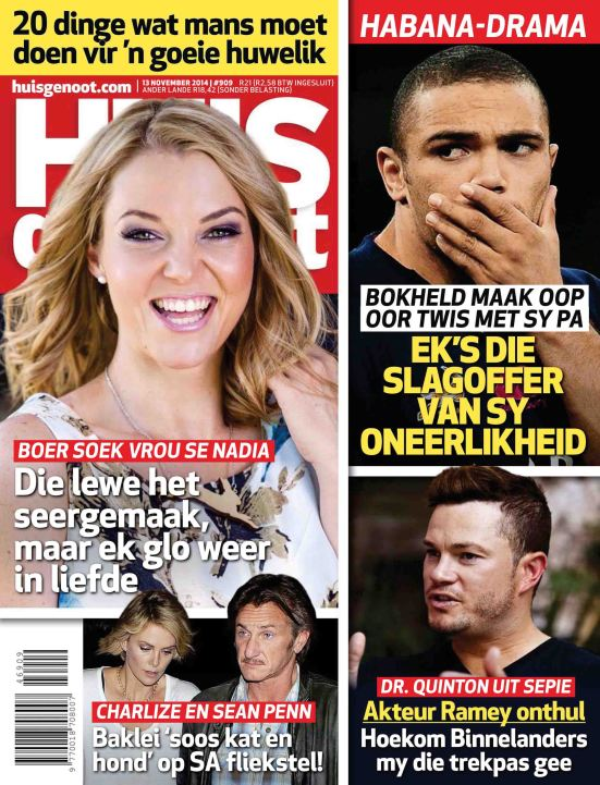 Huisgenoot_13 November 2014