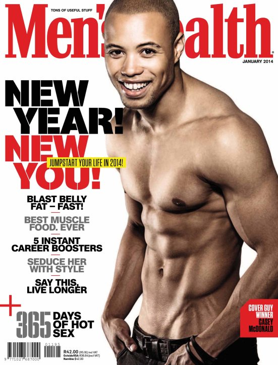 Mens Health 1 January 2014