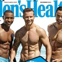 Men's Health South Africa, December 2014