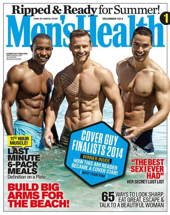Mens Health 12 December 2014 2