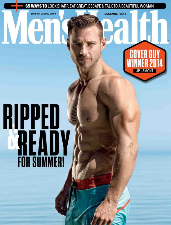 Mens Health_December 2014