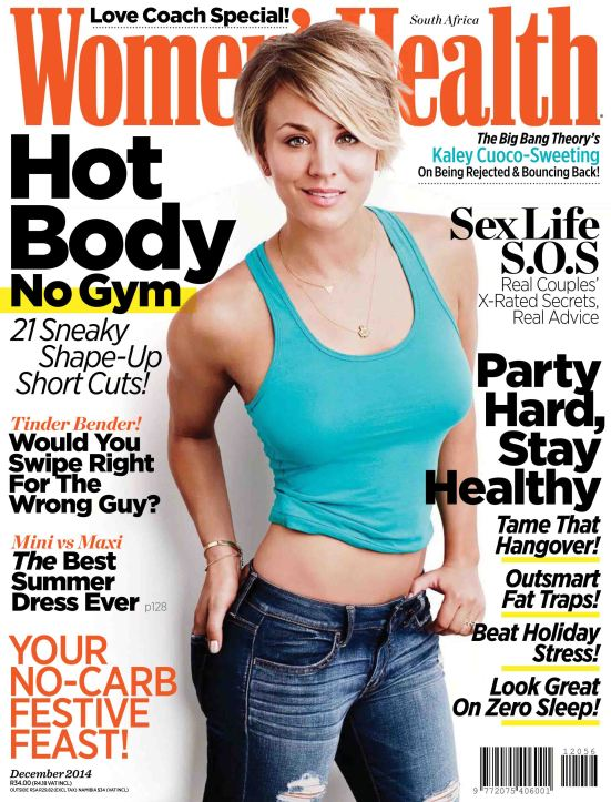 Women's Health_December 2014
