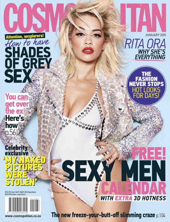 Cosmopolitan _ January 2015