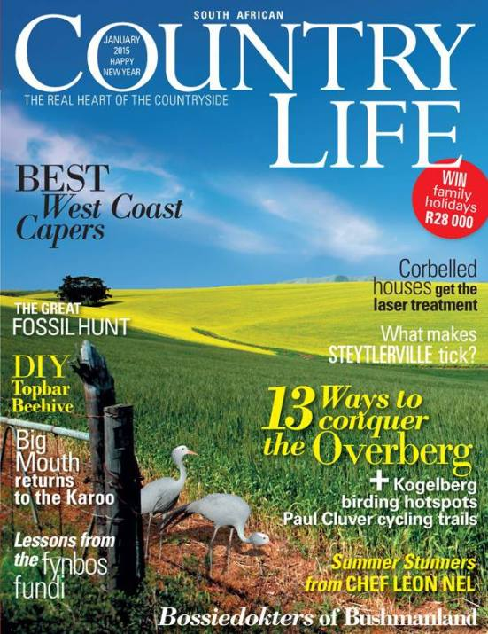 Country Life 1 January 2015