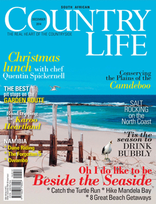 Country Life 12 December 2014