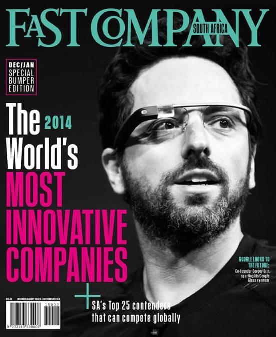Fast Company 12 December January 2015