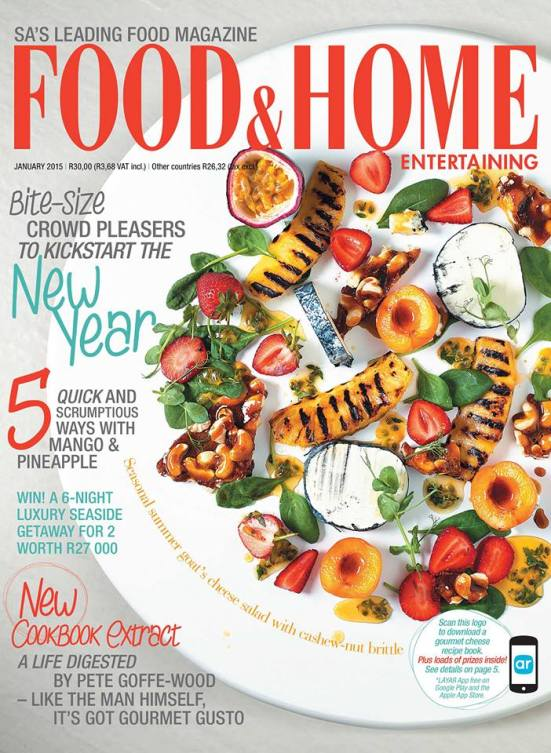 Food and Home 1 January 2015