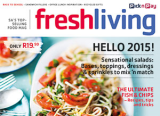 Fresh Living / Kook en Kuier, January 2015