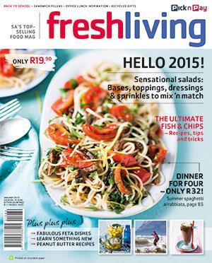 Fresh Living 1 January 2015