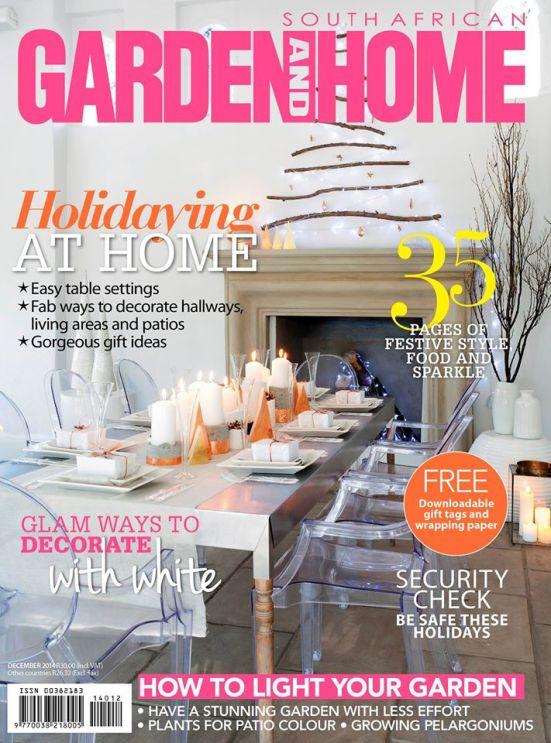 Garden and Home 12 December 2014