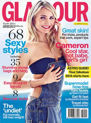 Glamour 1 January 2015