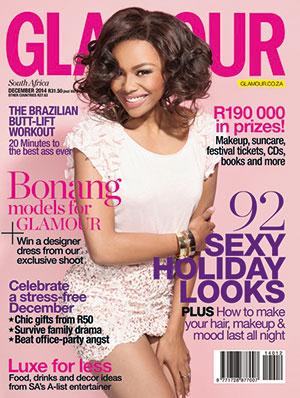 Glamour 12 December 2014