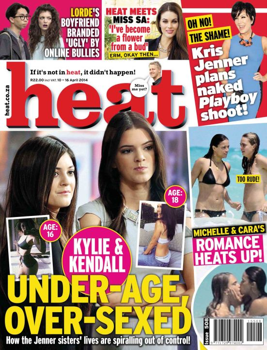 Heat 2.5 10 April 2014