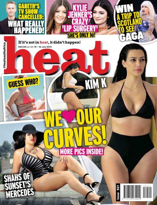Heat - 10 July 2014