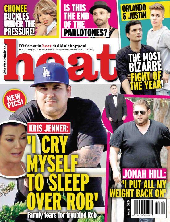 Heat - 14 August 2014
