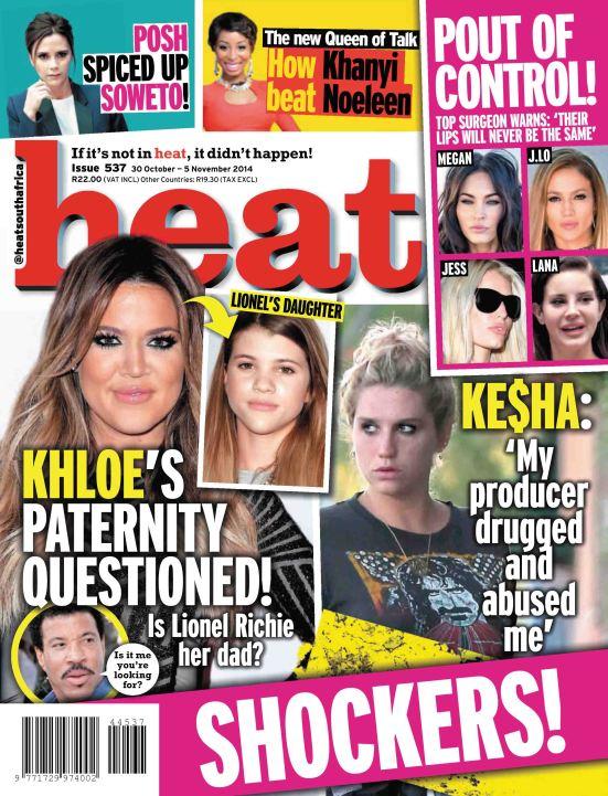 Heat - 30 October 2014