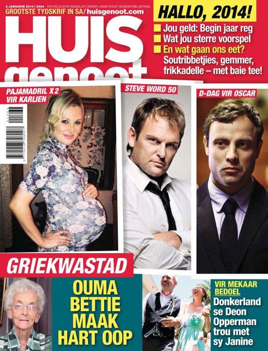 Huisgenoot 1.1 2 January 2014