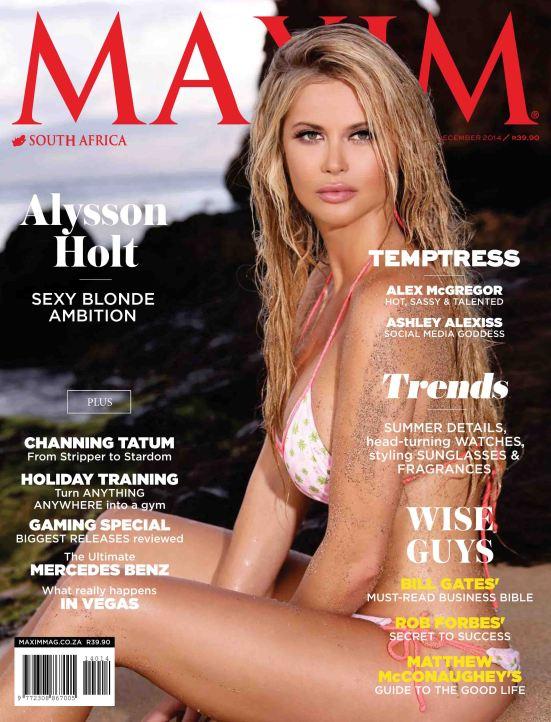 Maxim - December 2014