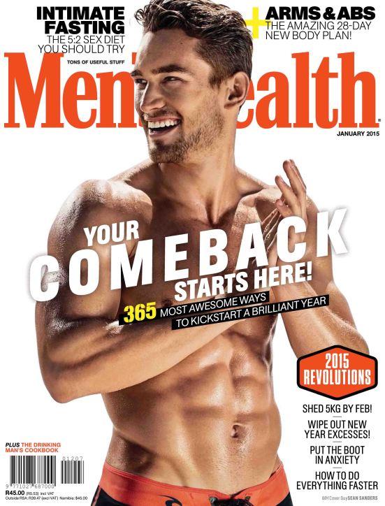 Men's Health - January 2015