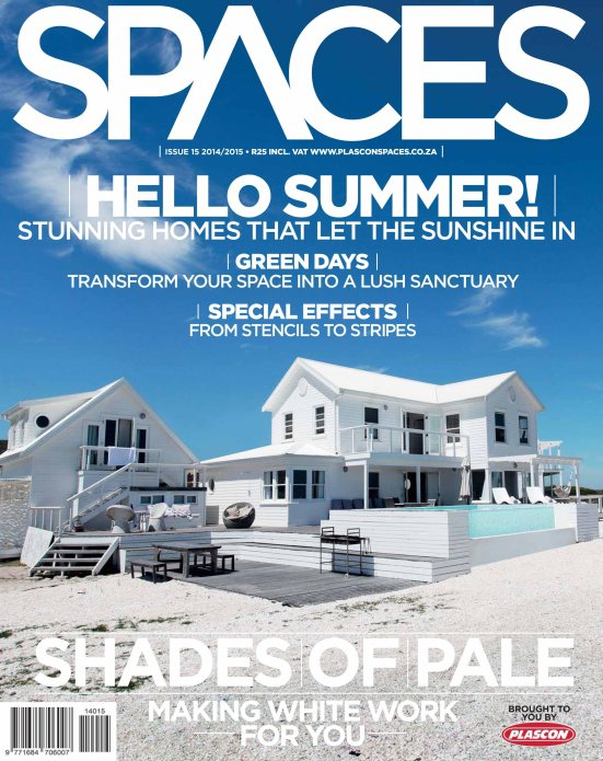 Plascon Spaces_Issue 15 2014/2015