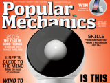 Popular Mechanics South Africa, January 2015