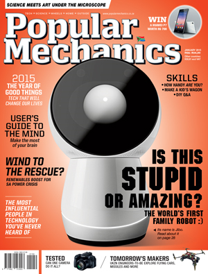 Popular Mechanics 1 January 2015