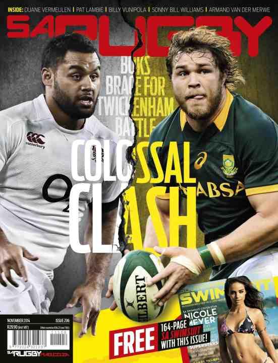 SA Rugby 11 November 2014