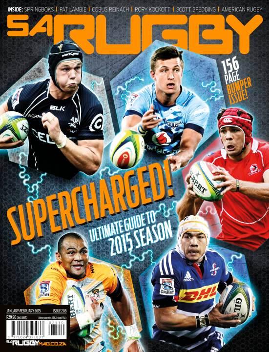 SA Rugby January February 2015