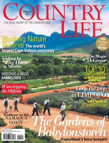 Country Life 2 February 2015