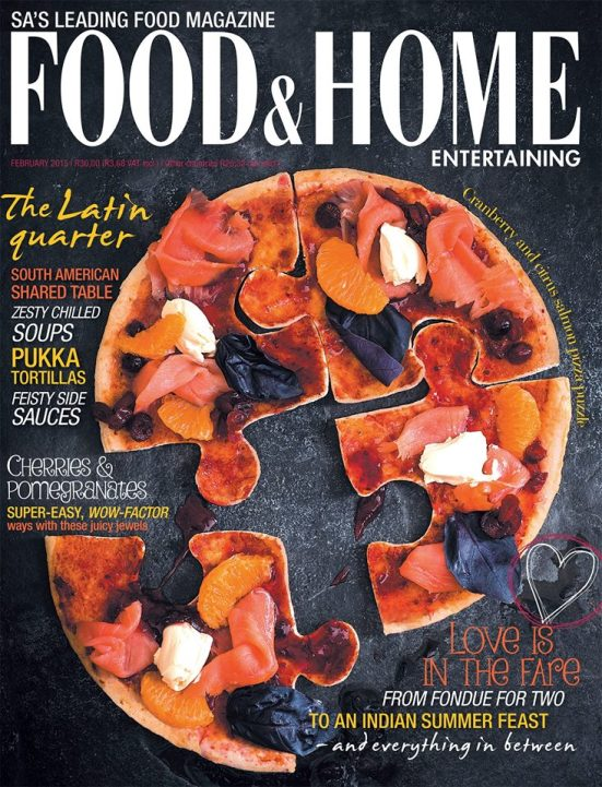 Food and Home 2 February 2015