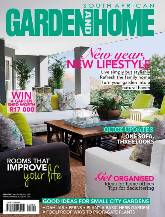 Garden and Home 2 February 2015