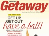 Getaway, February 2015