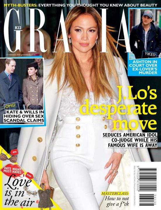Grazia 1.6 4 Feruary 2015