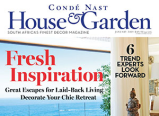 Condé Nast House & Garden South Africa, January 2015