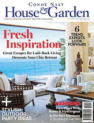 House and Garden 1 January 2015