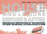 House and Leisure Before and After (LAUNCH ISSUE)