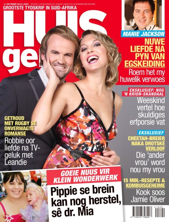 Huisgenoot 5.0 11 October 2012