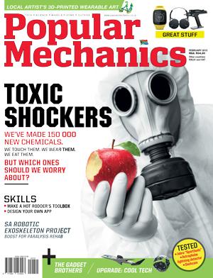Popular Mechanics 2 February 2015